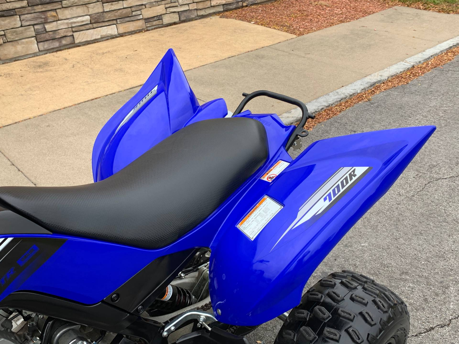 2019 Yamaha Raptor 700R in Herkimer, New York - Photo 21