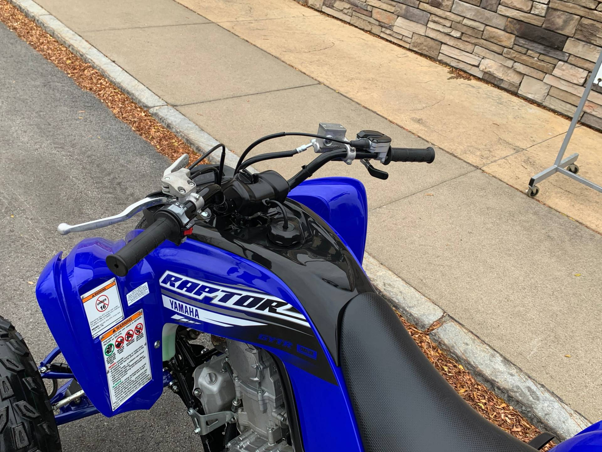 2019 Yamaha Raptor 700R in Herkimer, New York - Photo 24