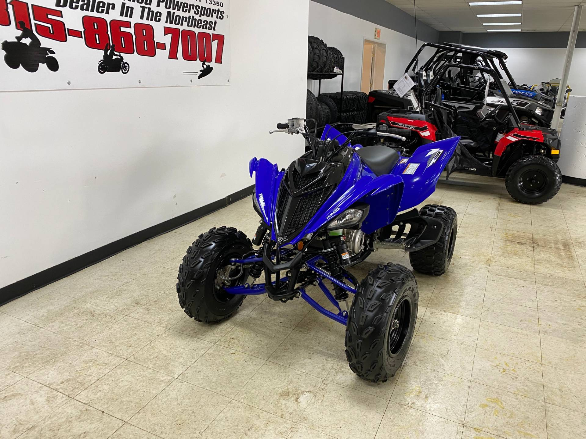 2019 Yamaha Raptor 700R 5
