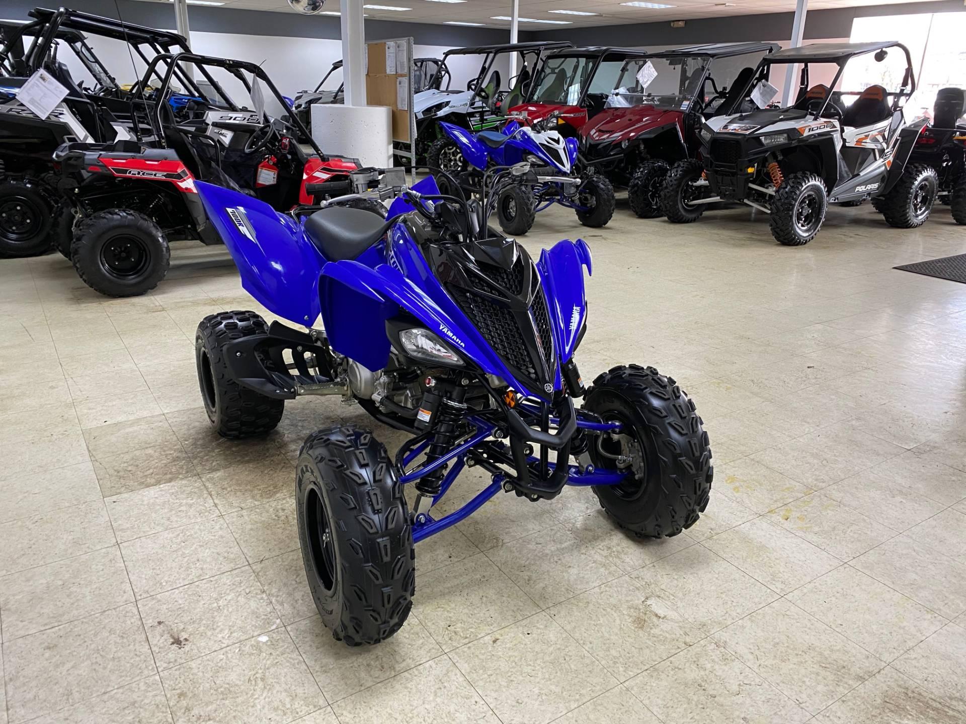 2019 Yamaha Raptor 700R 6