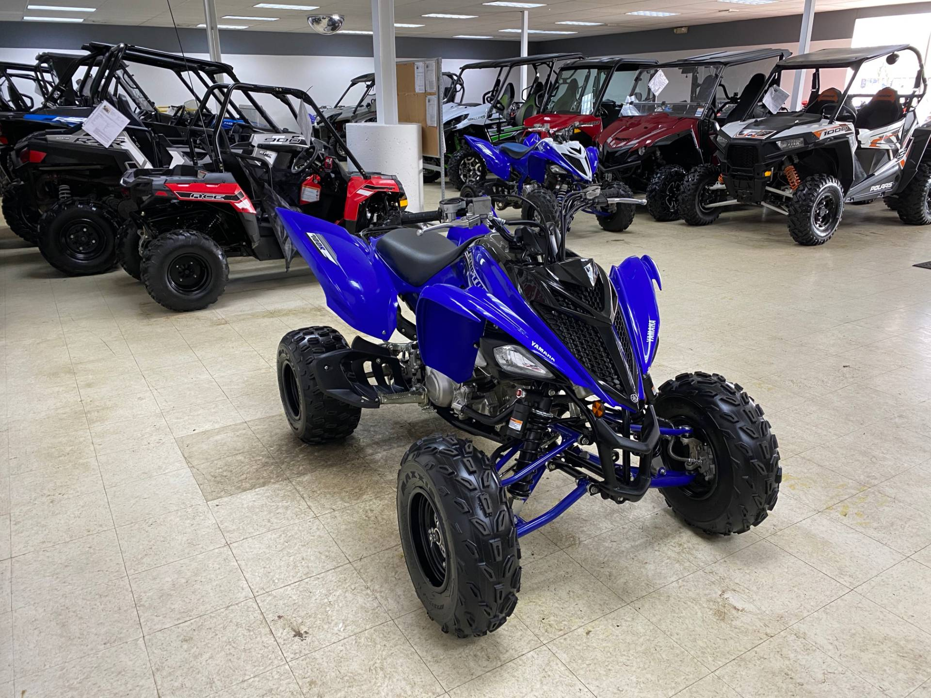 2019 Yamaha Raptor 700R 8