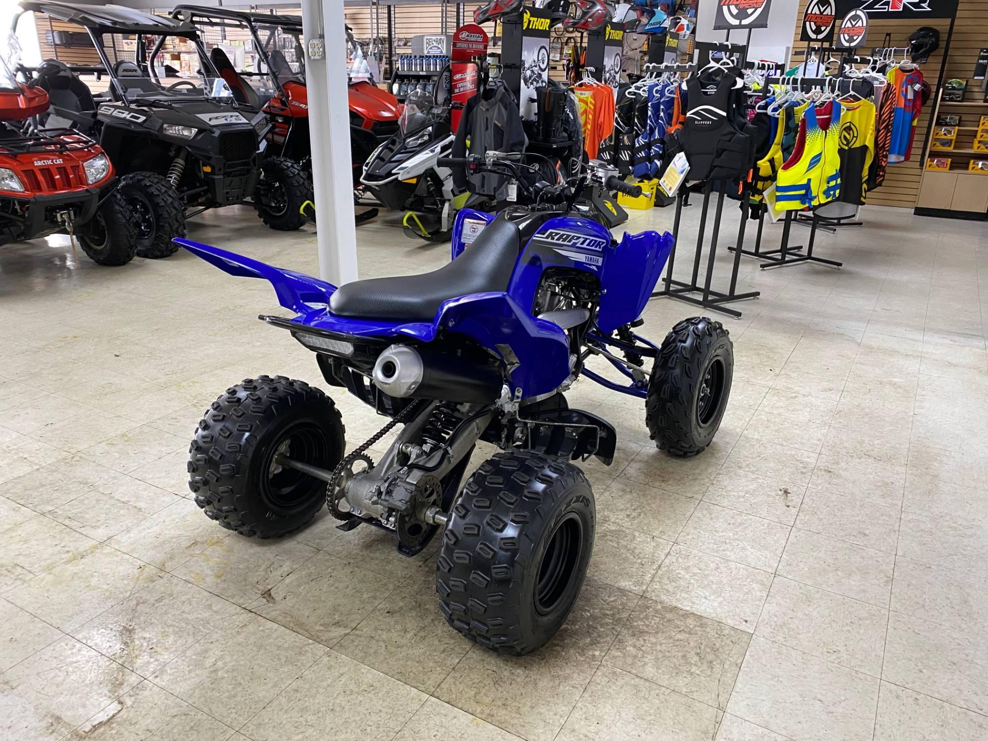 2019 Yamaha Raptor 700R 10