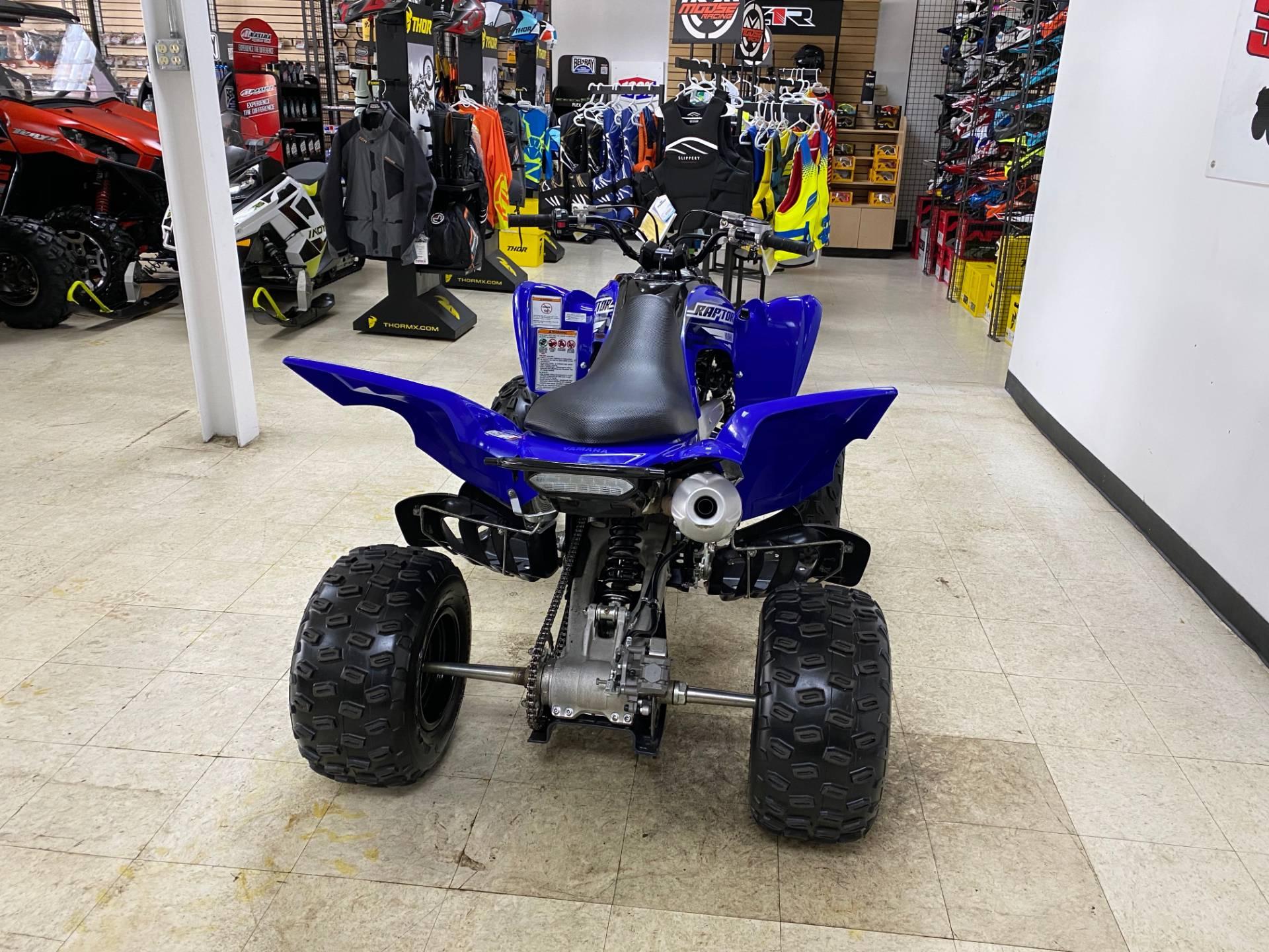 2019 Yamaha Raptor 700R 12