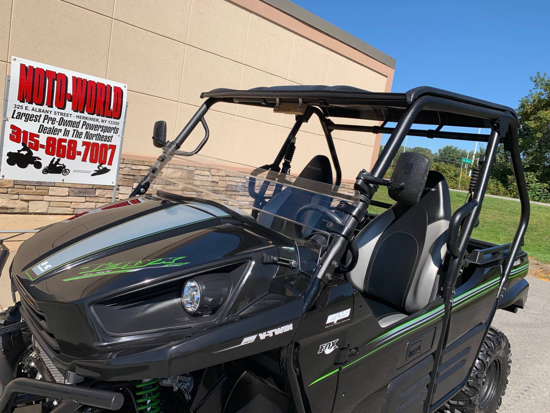 2015 Kawasaki Teryx® LE in Herkimer, New York - Photo 20