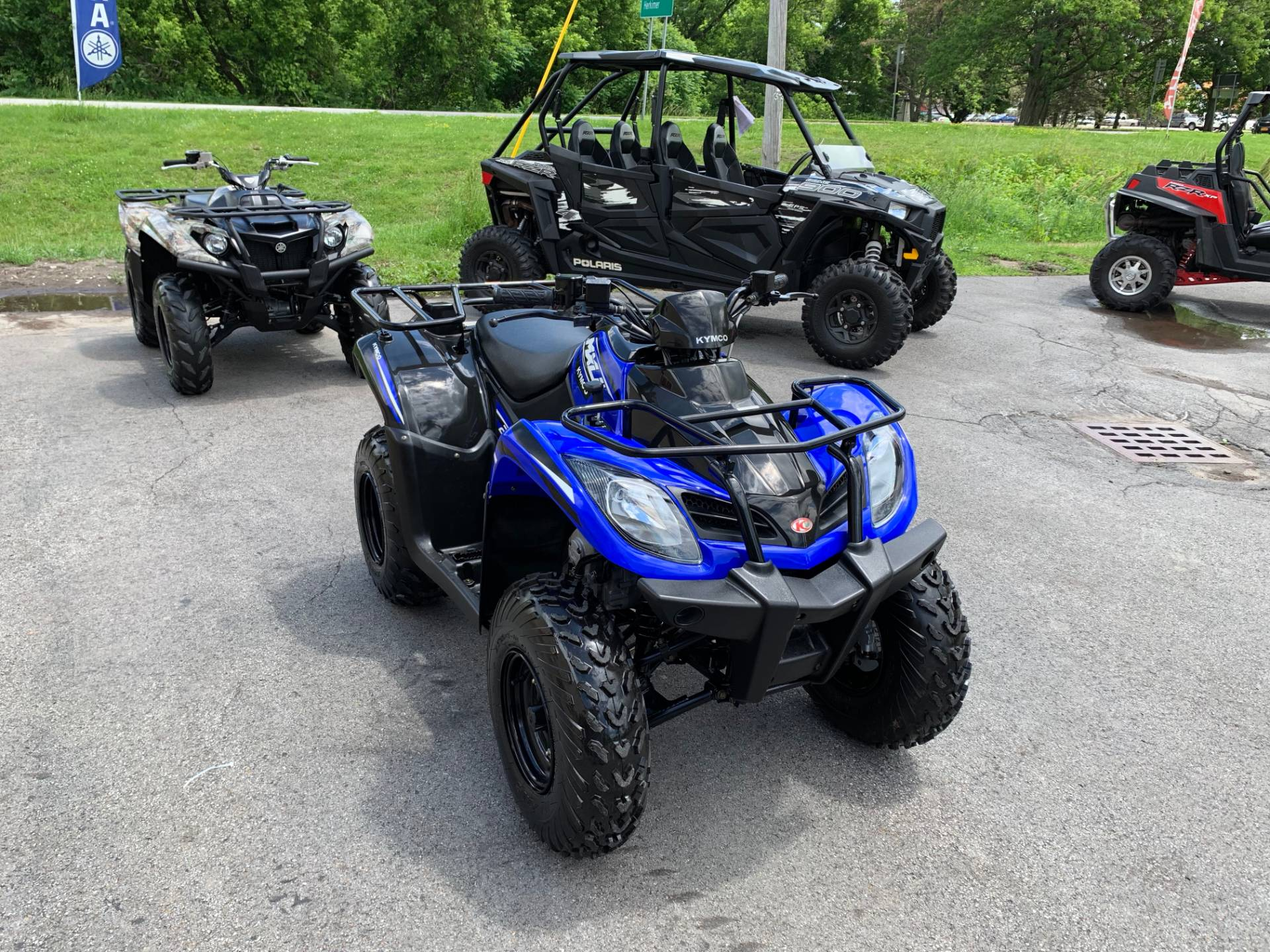 2018 Kymco MXU 270 in Herkimer, New York - Photo 8