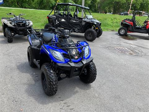 2018 Kymco MXU 270 in Herkimer, New York - Photo 9