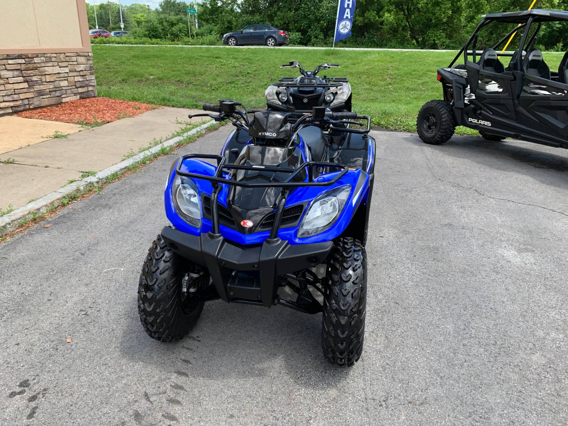 2018 Kymco MXU 270 in Herkimer, New York - Photo 10