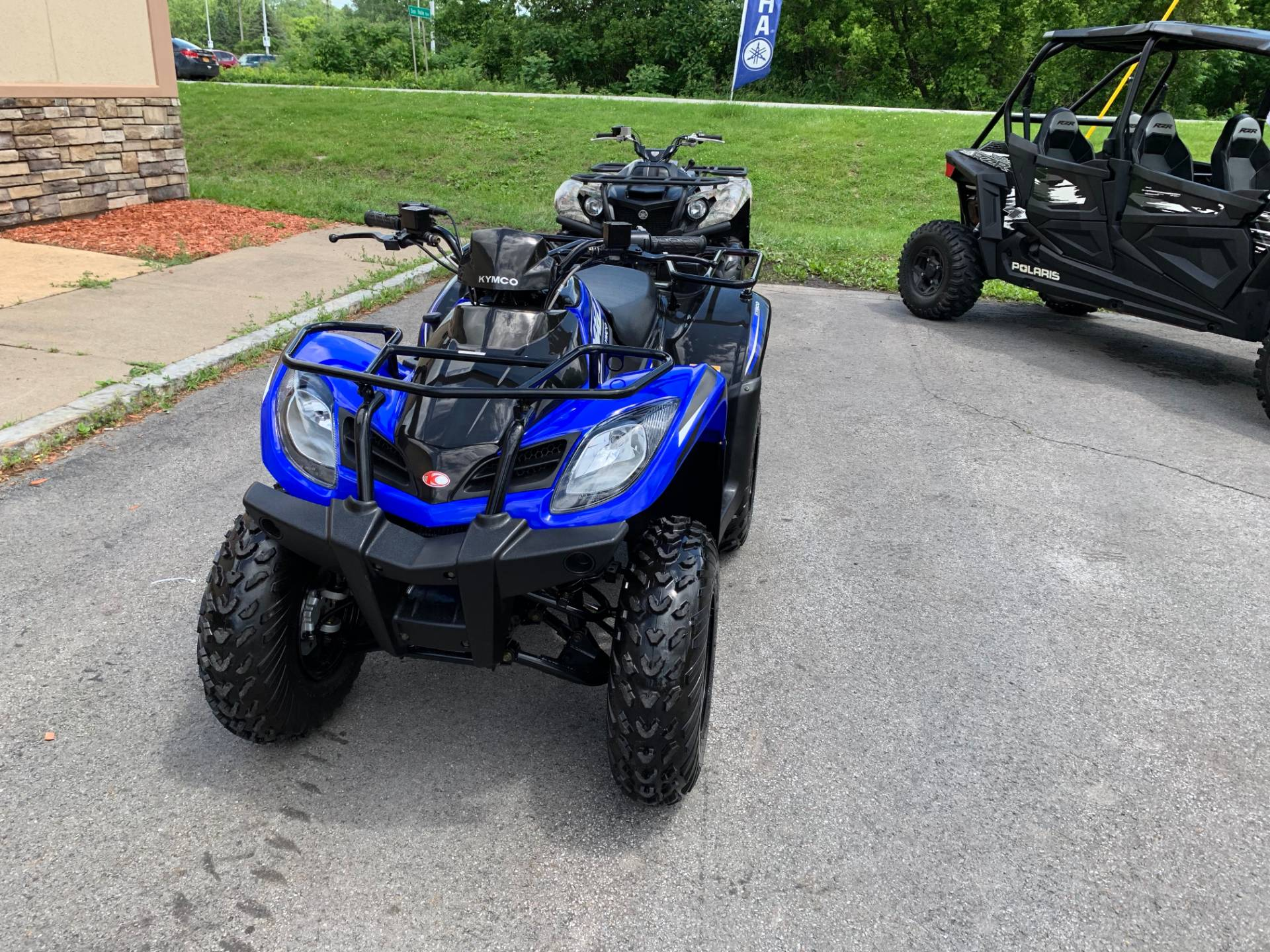2018 Kymco MXU 270 in Herkimer, New York - Photo 11