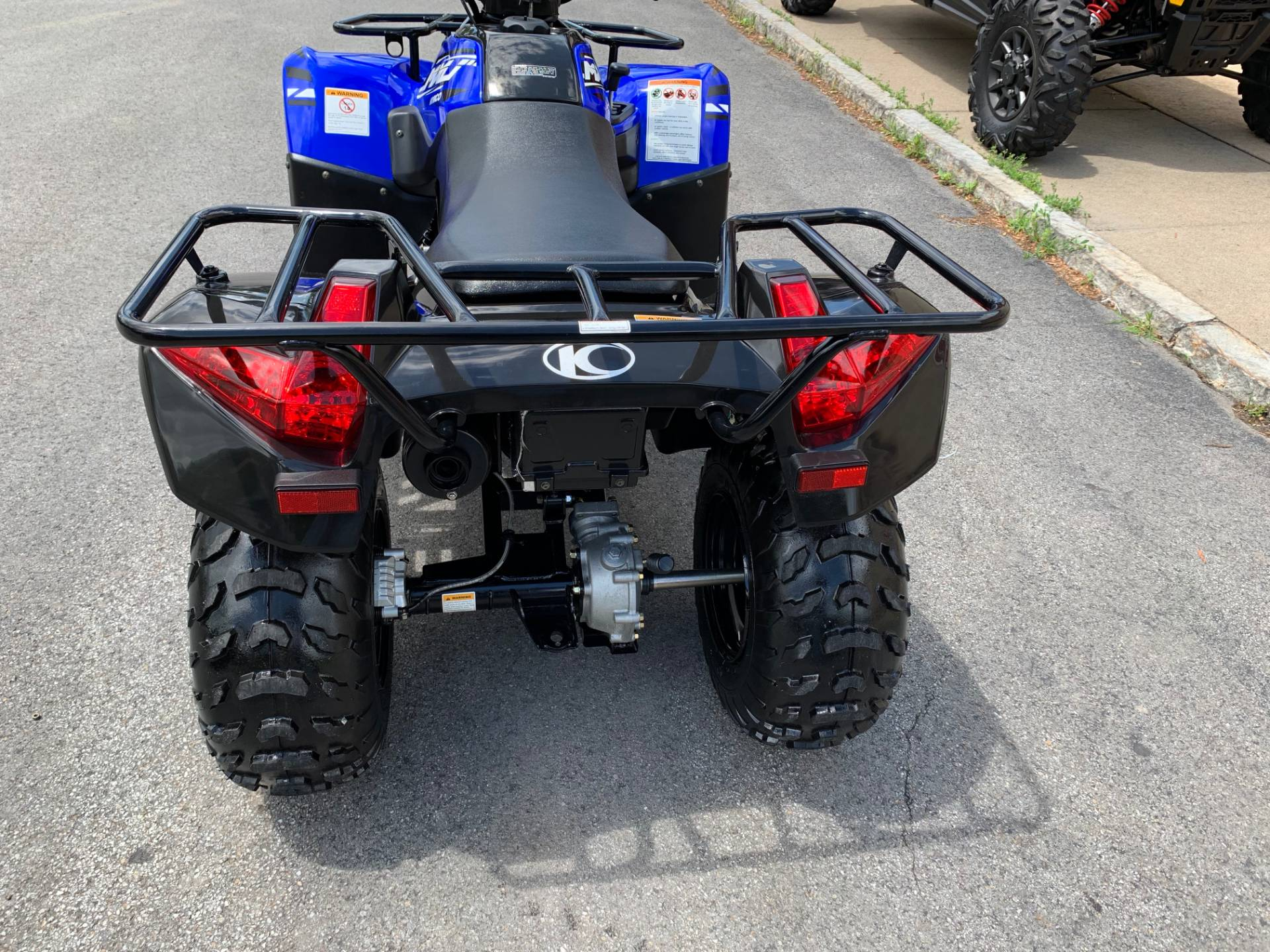 2018 Kymco MXU 270 in Herkimer, New York - Photo 13