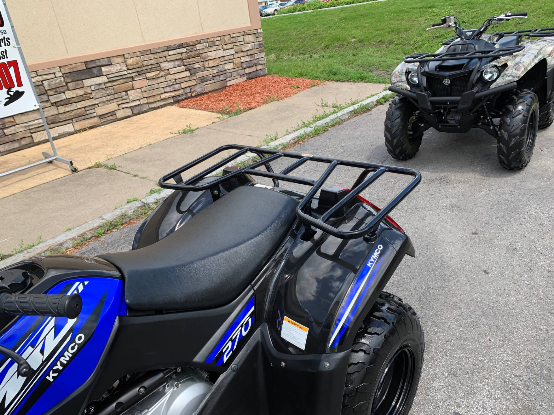 2018 Kymco MXU 270 in Herkimer, New York - Photo 19