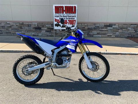 2017 Yamaha WR250R in Herkimer, New York
