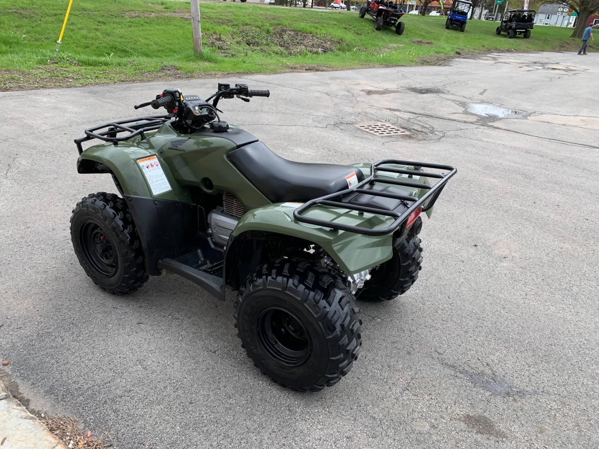 2014 Honda FourTrax Recon 9