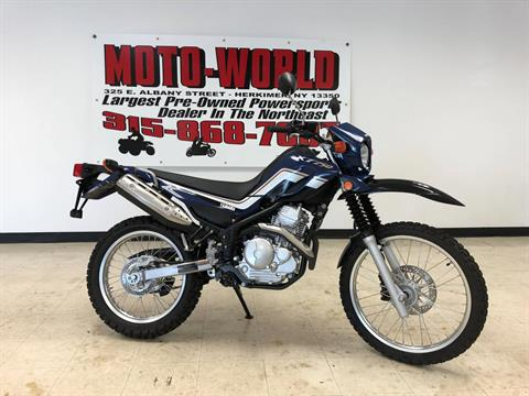 2017 Yamaha XT250 in Herkimer, New York