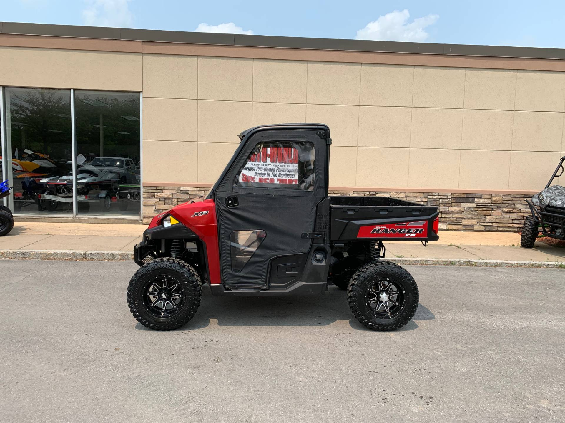 2015 Polaris Ranger >> Used 2015 Polaris Ranger Xp 900 Eps Utility Vehicles In Herkimer