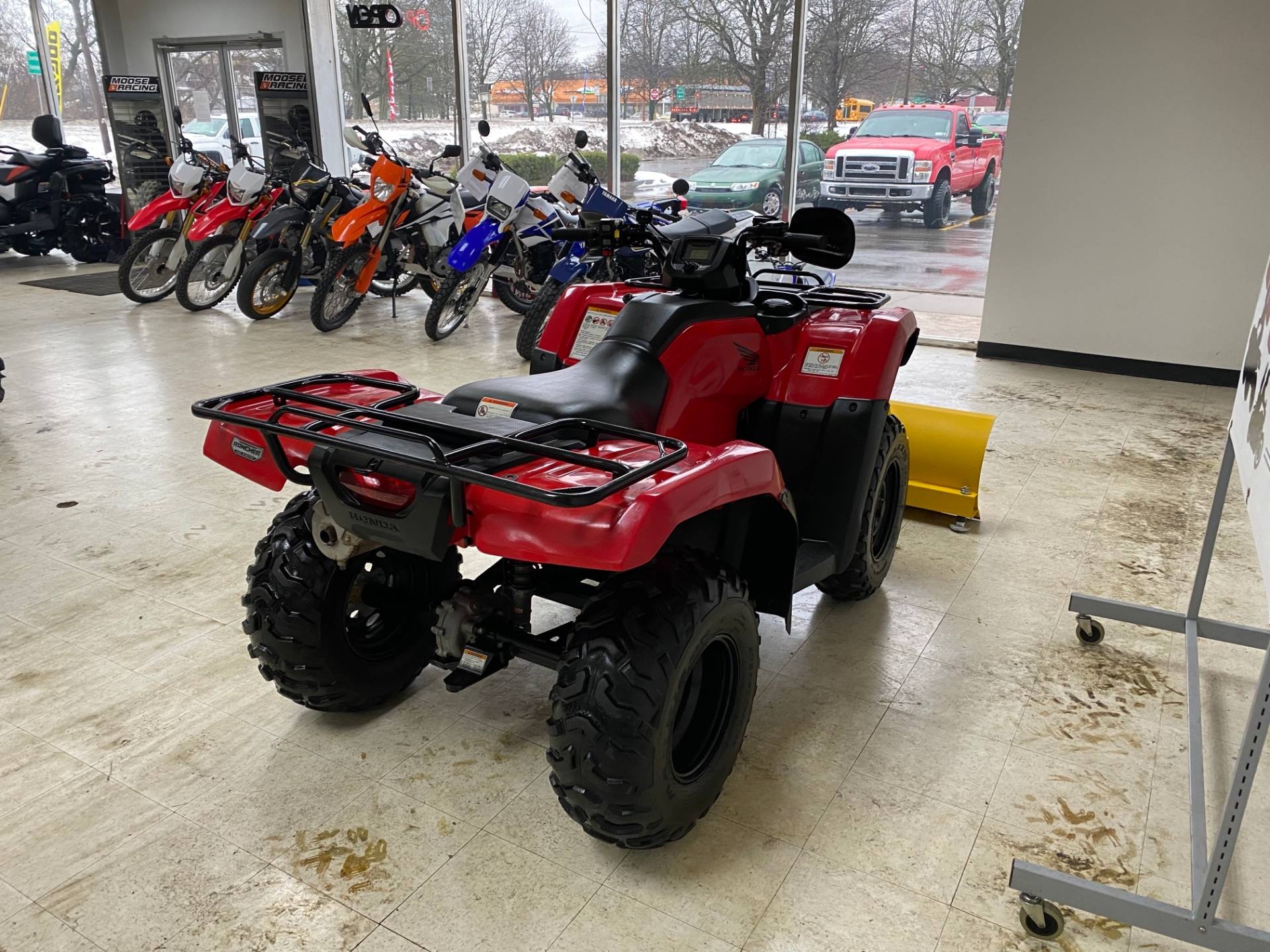 2016 Honda FourTrax Rancher 4x4 ES in Herkimer, New York - Photo 6