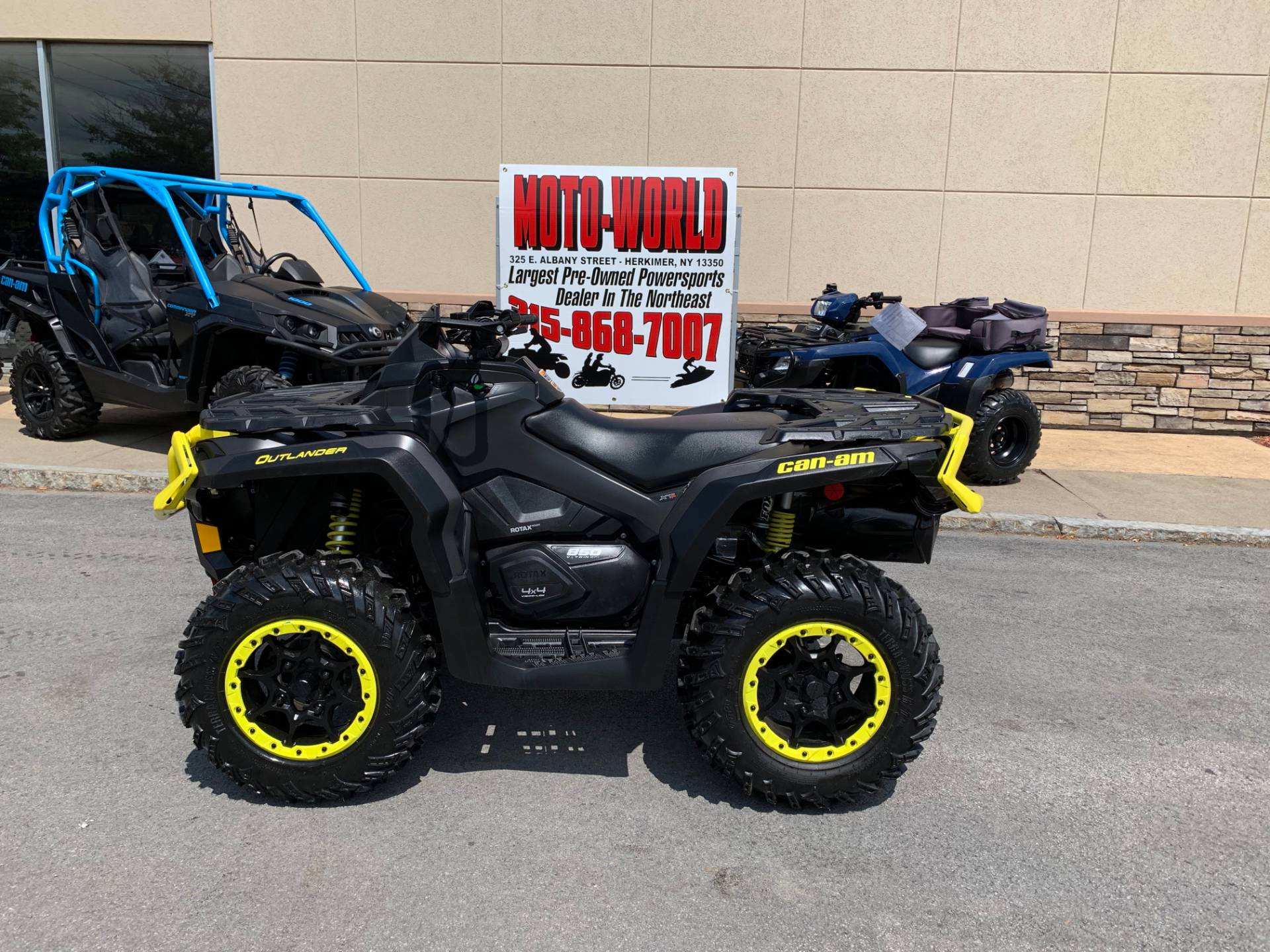2019 Can-Am Outlander XT-P 850 in Herkimer, New York - Photo 1