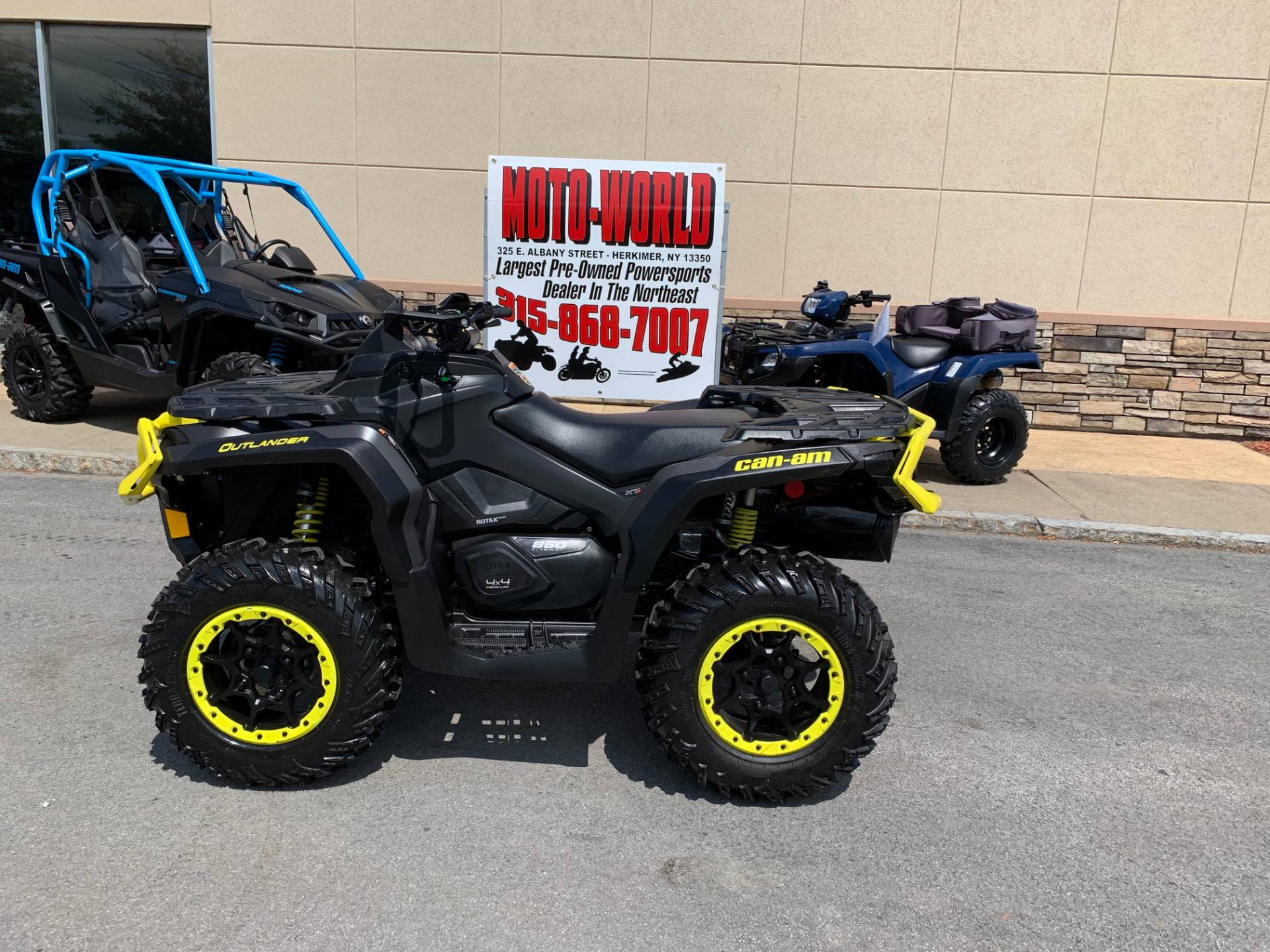 2019 Can-Am Outlander XT-P 850 in Herkimer, New York - Photo 2