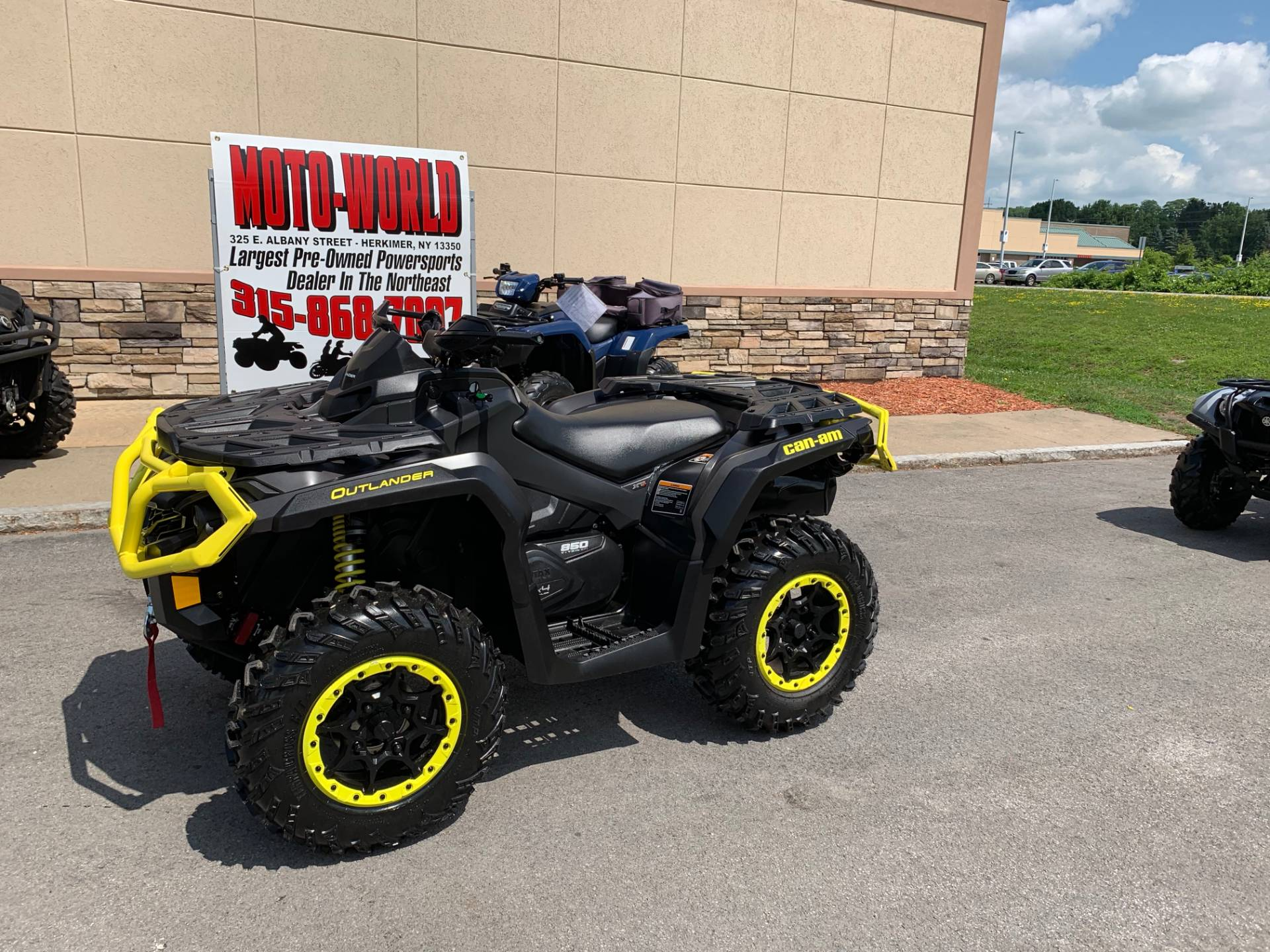 2019 Can-Am Outlander XT-P 850 in Herkimer, New York - Photo 3