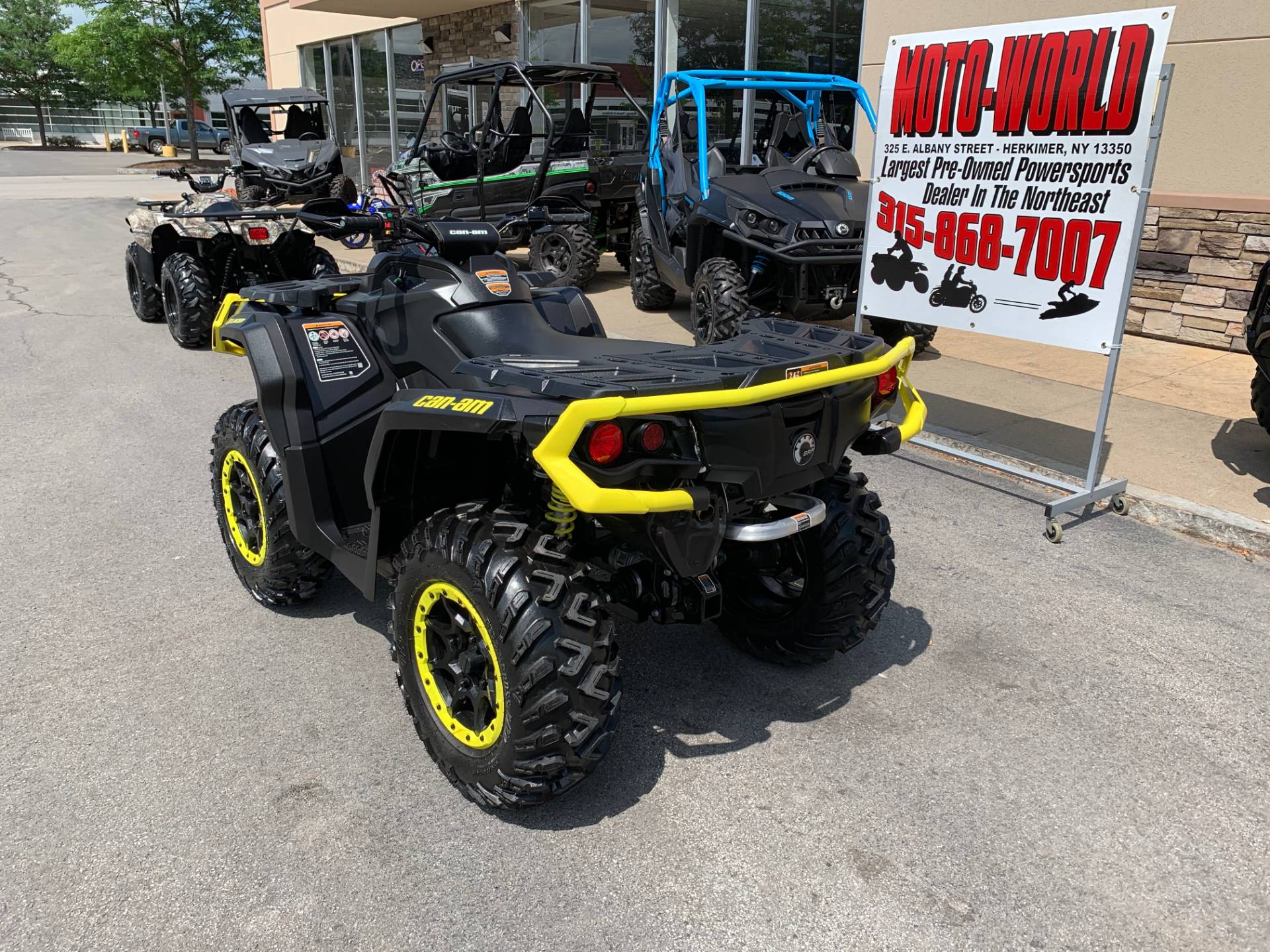 2019 Can-Am Outlander XT-P 850 in Herkimer, New York - Photo 6