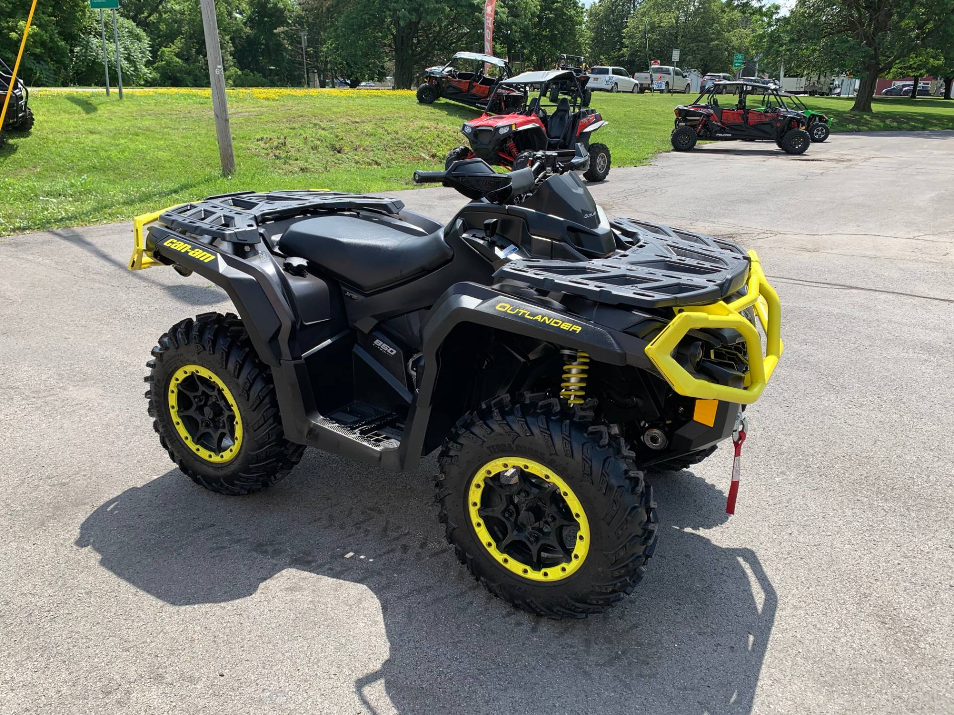 2019 Can-Am Outlander XT-P 850 in Herkimer, New York - Photo 9