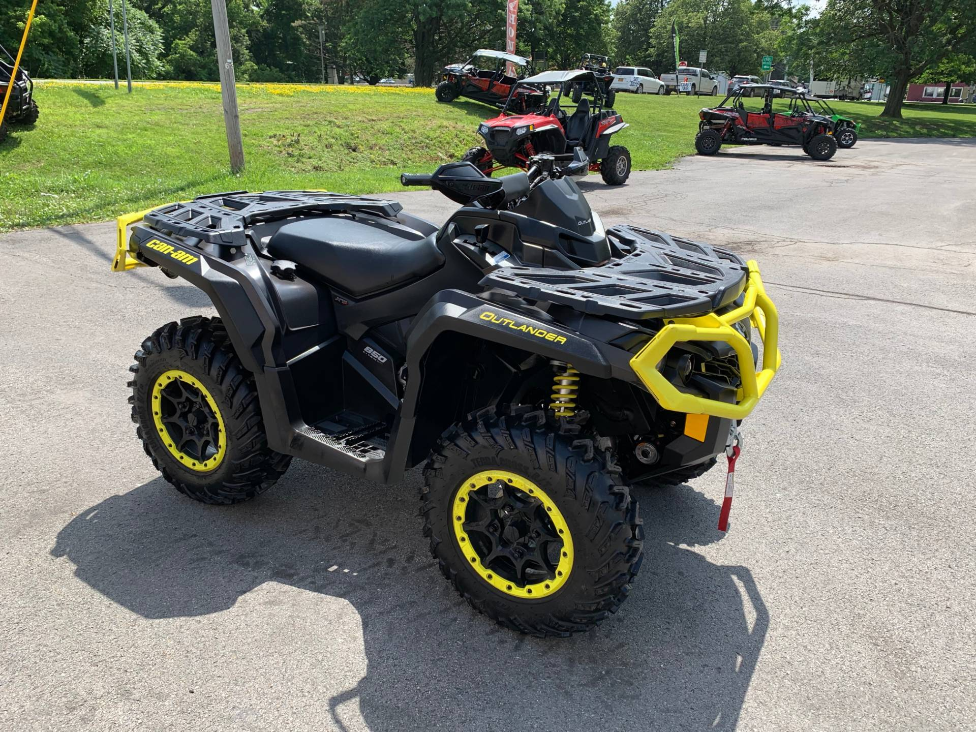 2019 Can-Am Outlander XT-P 850 in Herkimer, New York - Photo 10