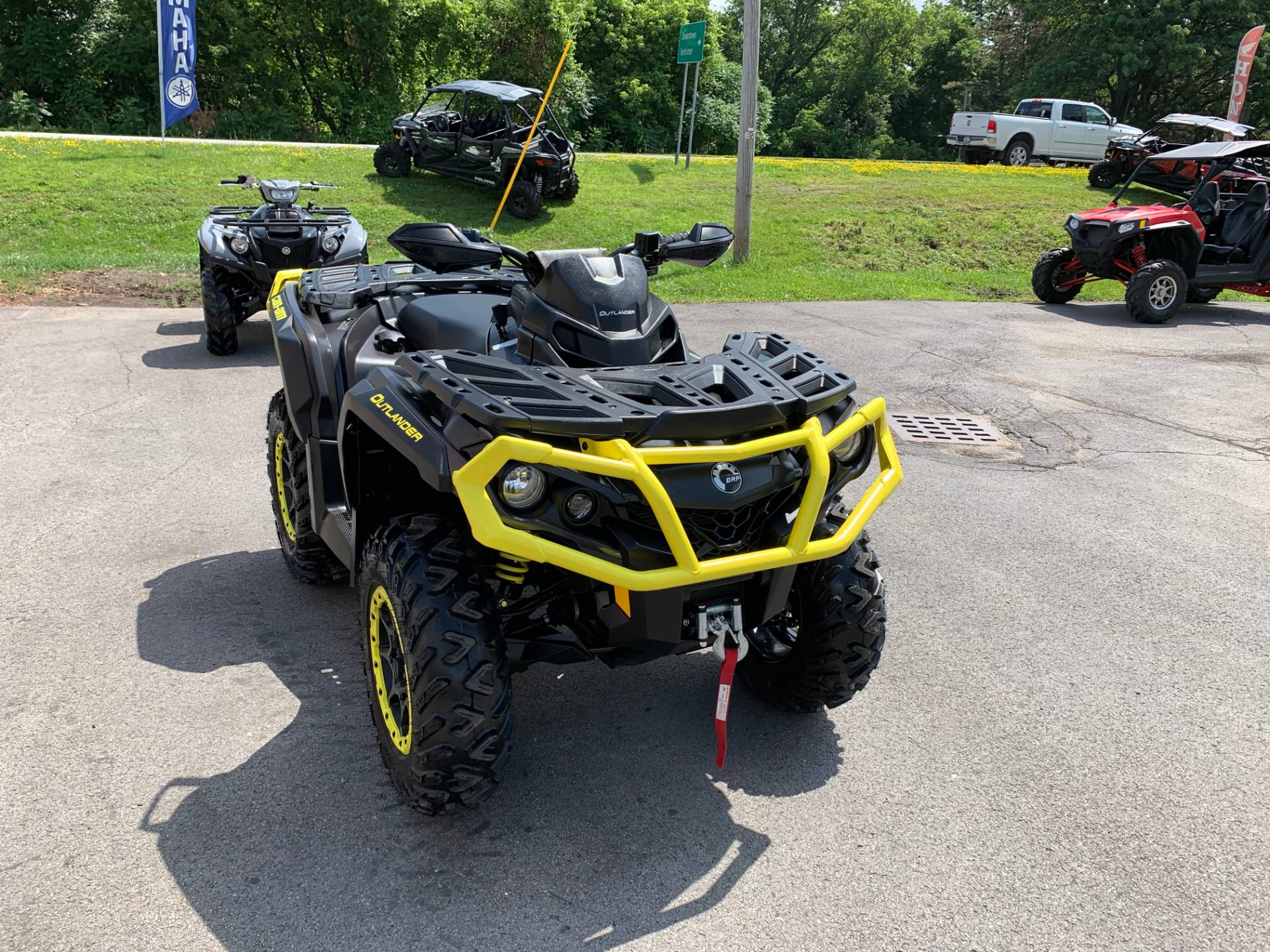 2019 Can-Am Outlander XT-P 850 in Herkimer, New York - Photo 11
