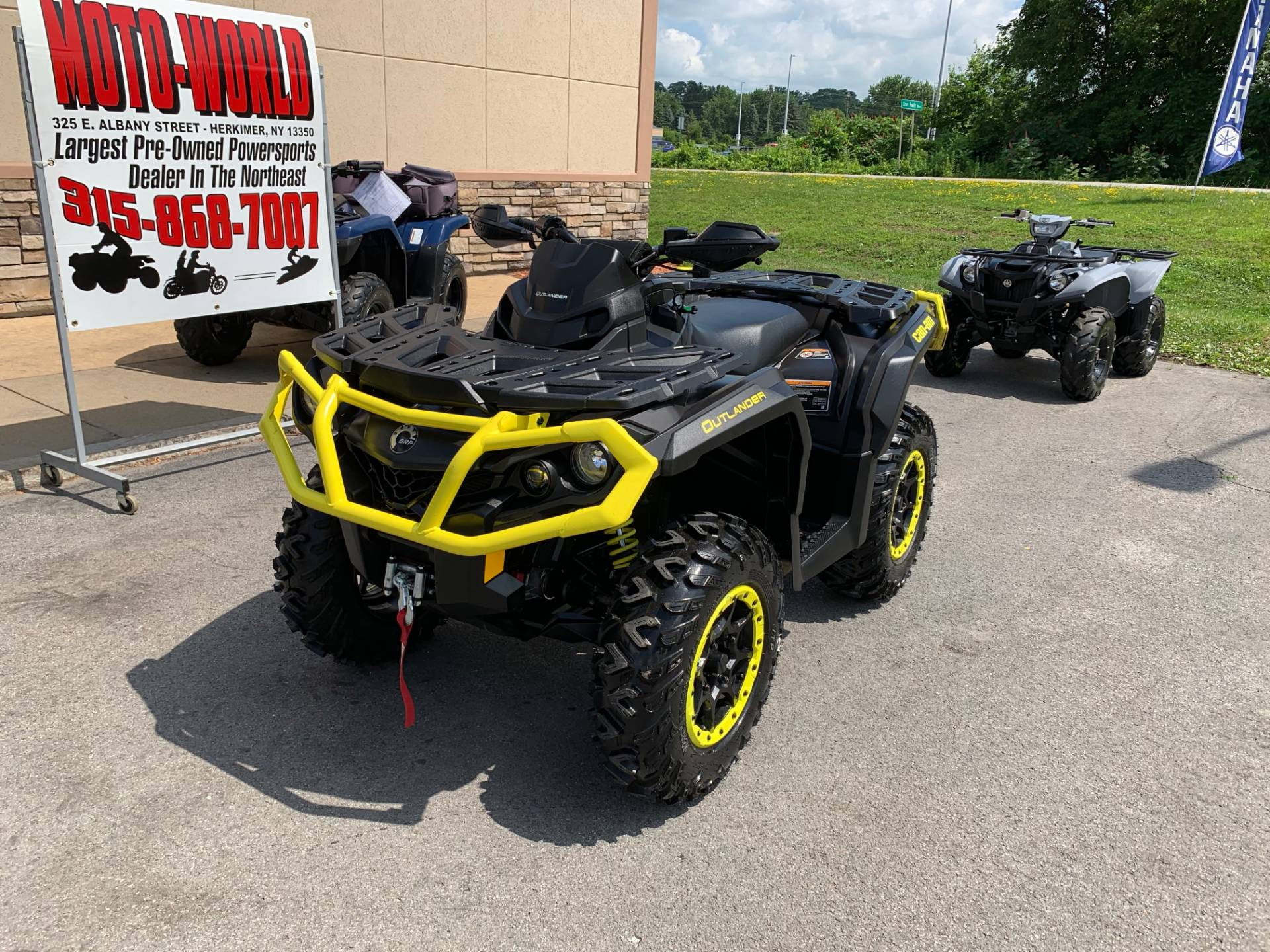2019 Can-Am Outlander XT-P 850 in Herkimer, New York - Photo 12
