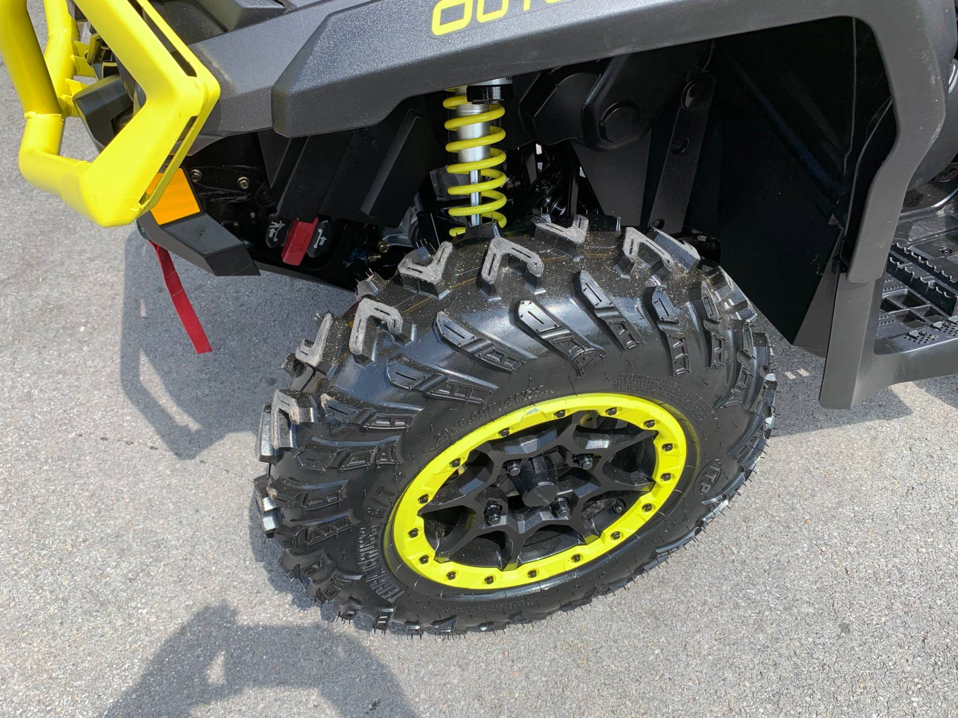 2019 Can-Am Outlander XT-P 850 in Herkimer, New York - Photo 18