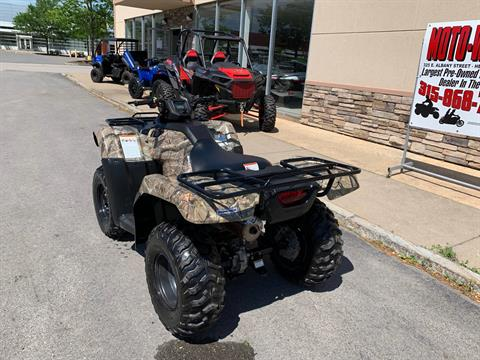 2017 Honda FourTrax Rancher 4x4 in Herkimer, New York - Photo 4