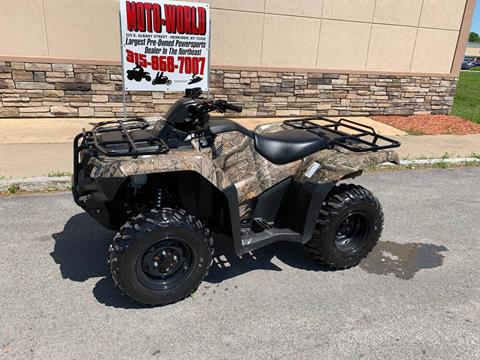 2017 Honda FourTrax Rancher 4x4 in Herkimer, New York - Photo 10