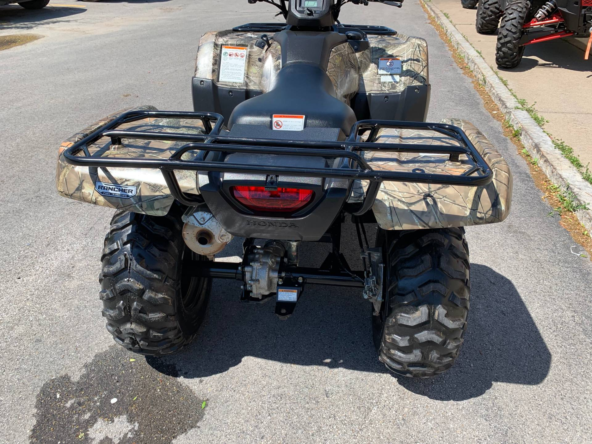 2017 Honda FourTrax Rancher 4x4 in Herkimer, New York - Photo 11