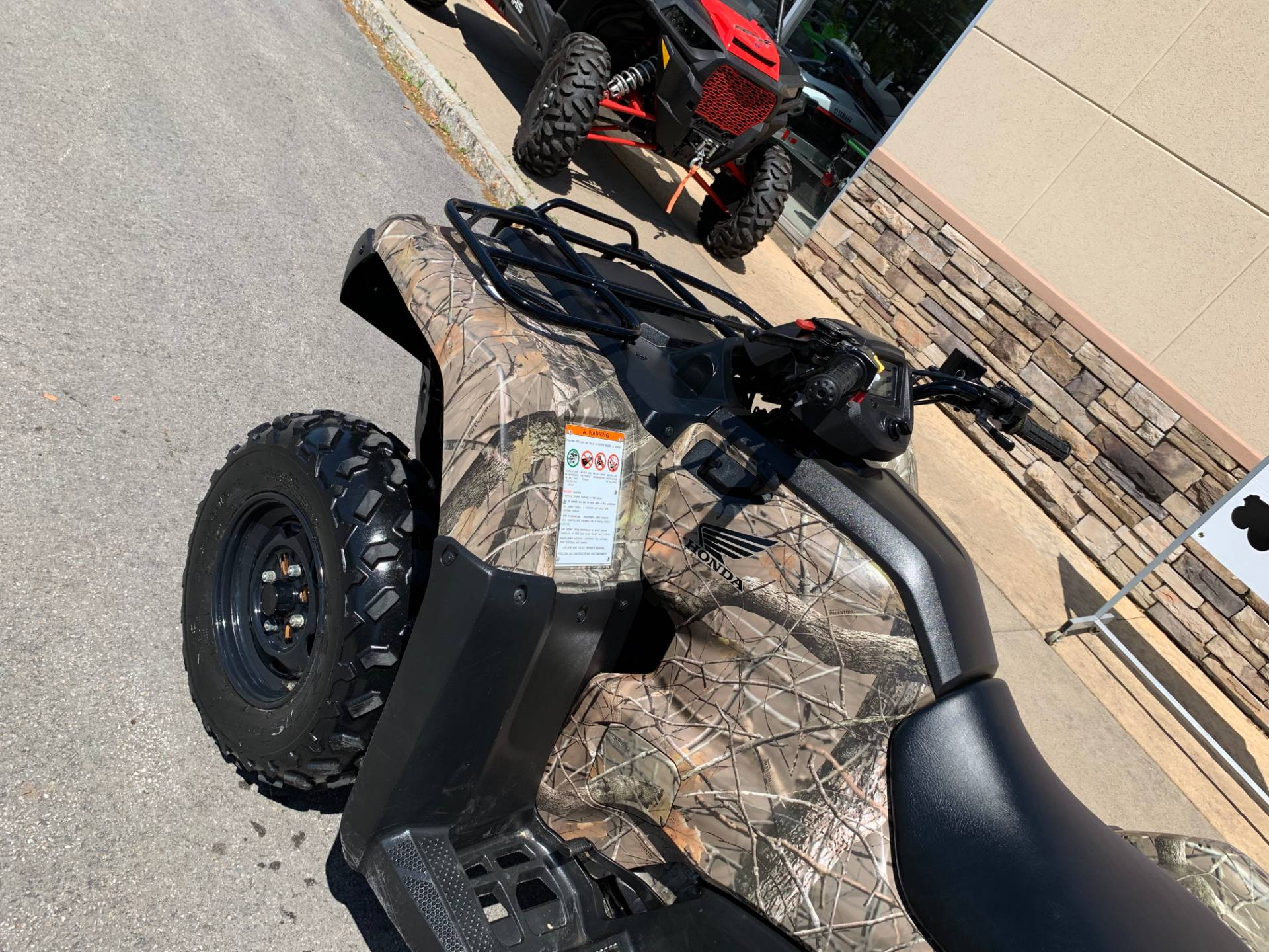 2017 Honda FourTrax Rancher 4x4 in Herkimer, New York - Photo 19