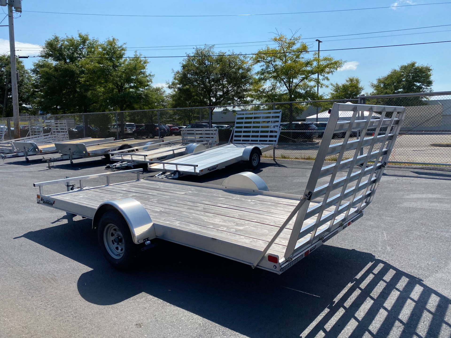 2020 Triton Trailers FIT 1481-P in Herkimer, New York - Photo 4