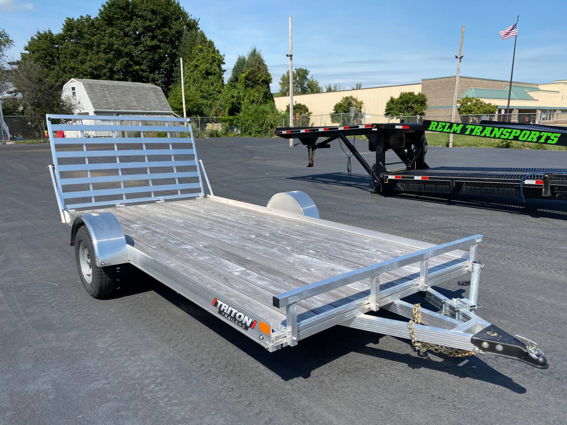 2020 Triton Trailers FIT 1481-P in Herkimer, New York - Photo 7