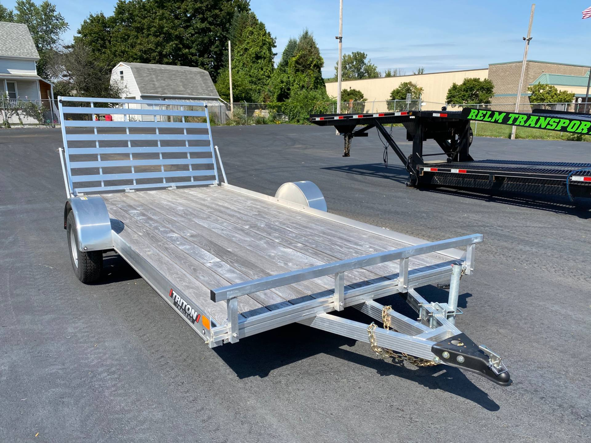 2020 Triton Trailers FIT 1481-P in Herkimer, New York - Photo 8