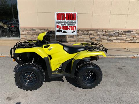 2019 Honda FourTrax Foreman 4x4 in Herkimer, New York
