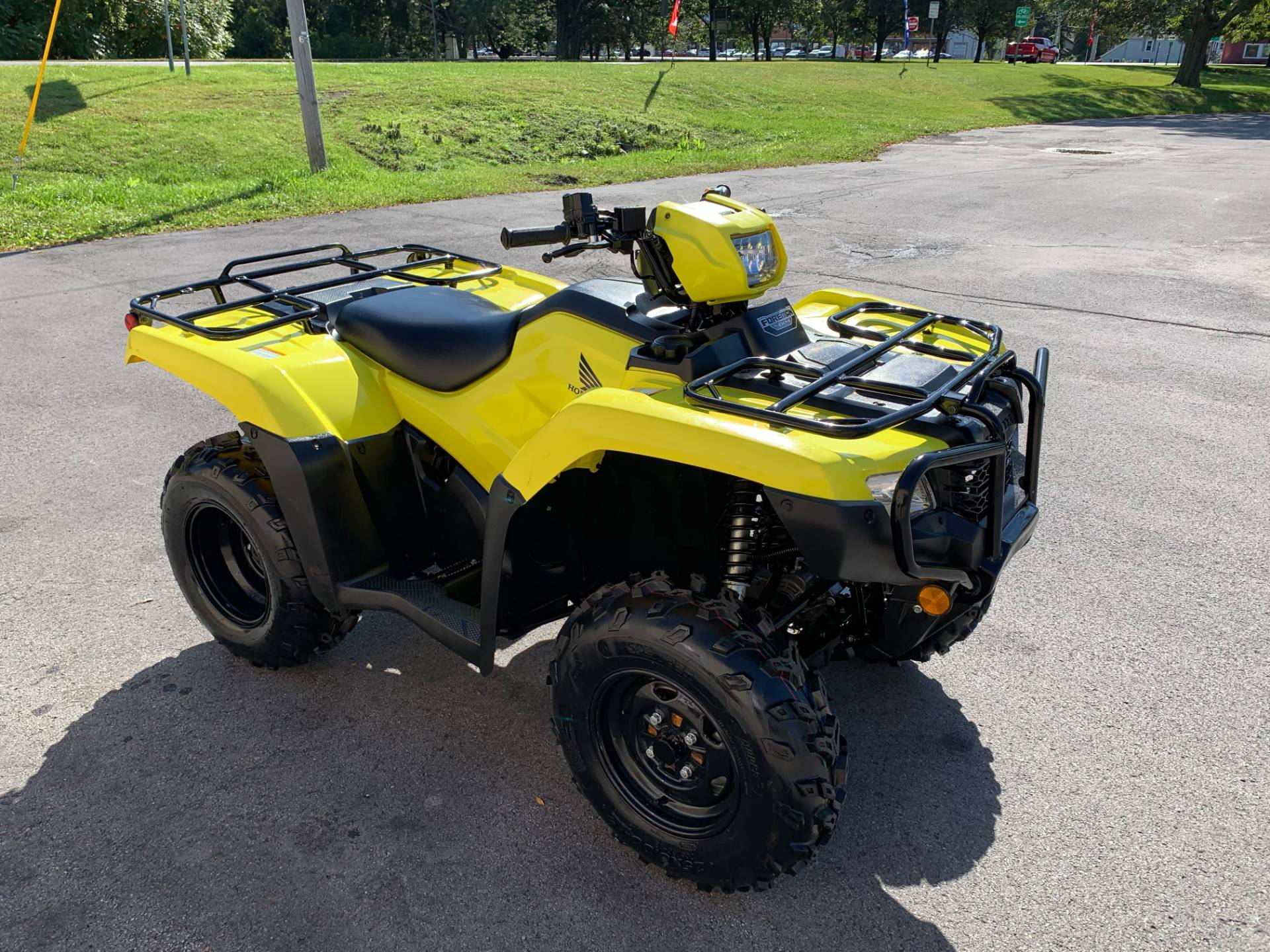 2019 Honda FourTrax Foreman 4x4 in Herkimer, New York - Photo 5