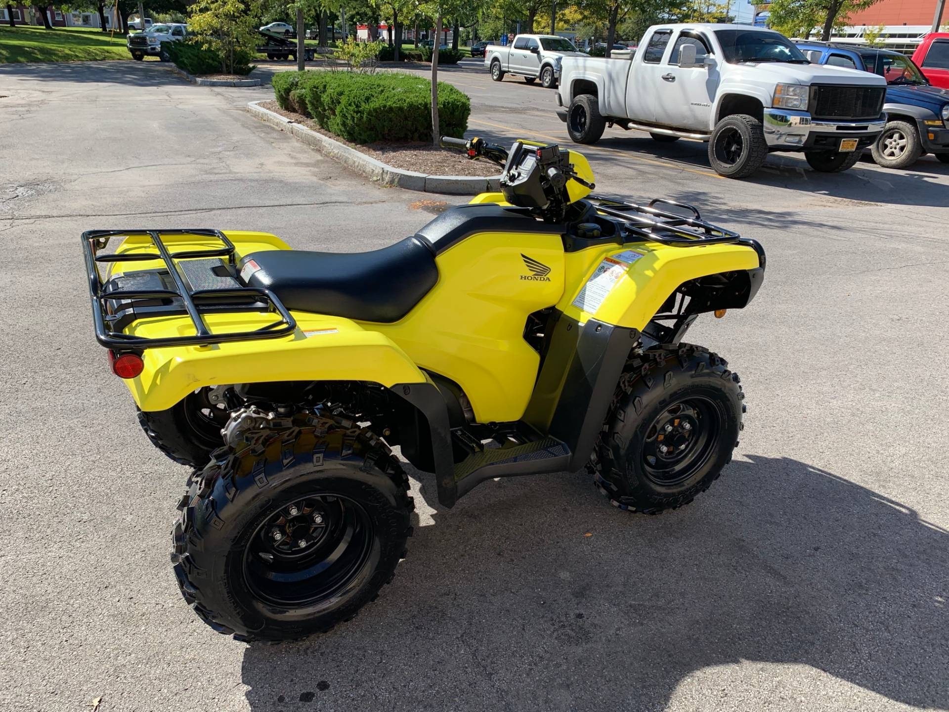 2019 Honda FourTrax Foreman 4x4 in Herkimer, New York - Photo 7