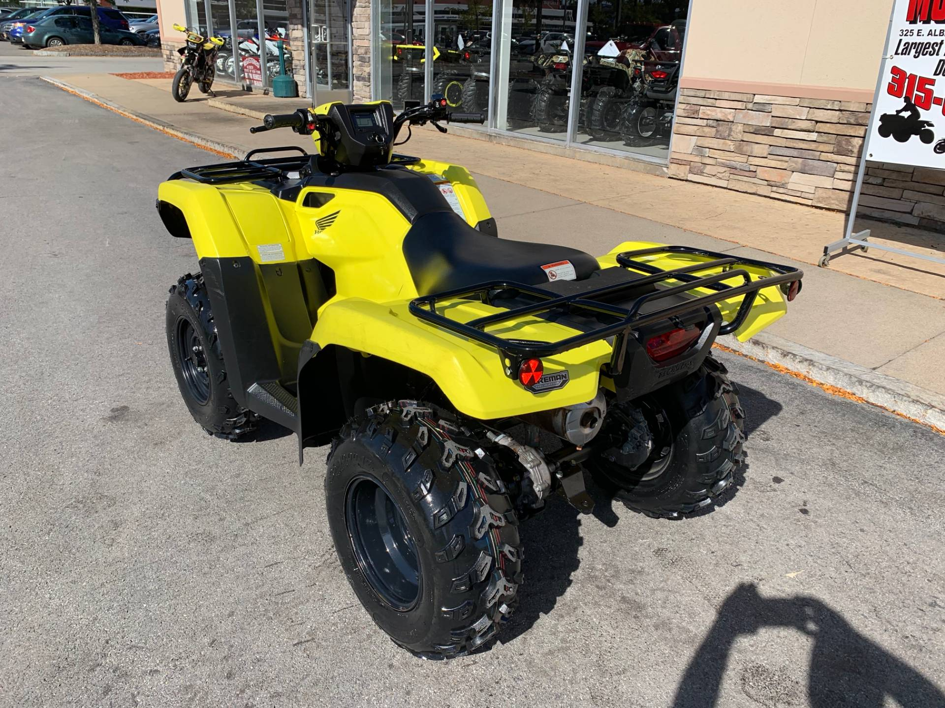 2019 Honda FourTrax Foreman 4x4 in Herkimer, New York - Photo 10