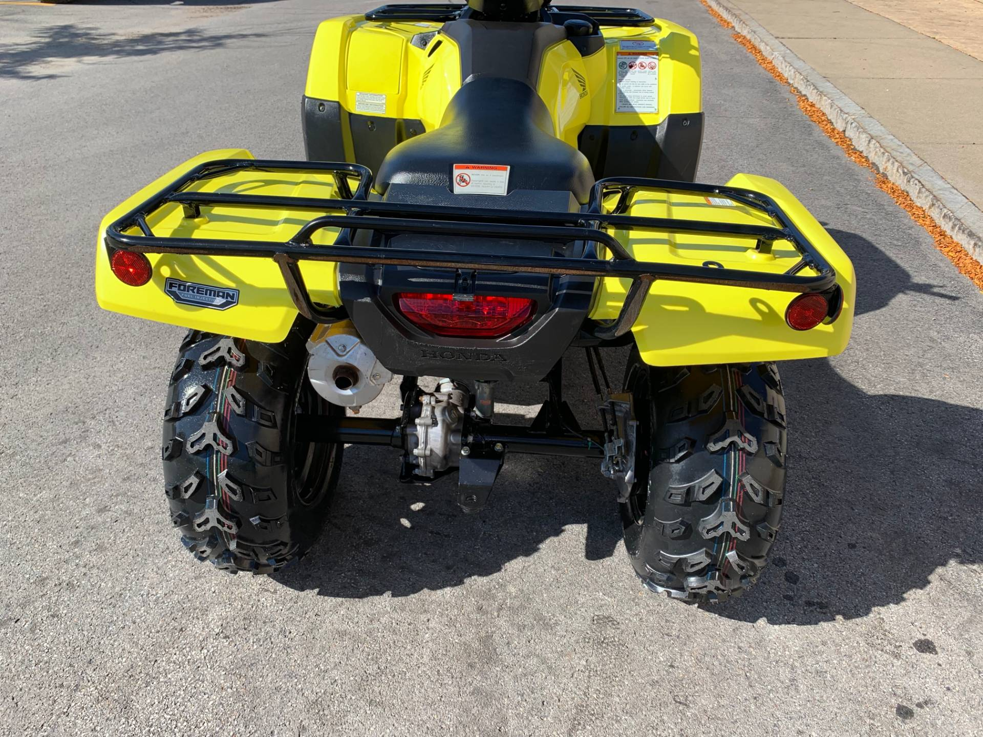 2019 Honda FourTrax Foreman 4x4 in Herkimer, New York - Photo 11