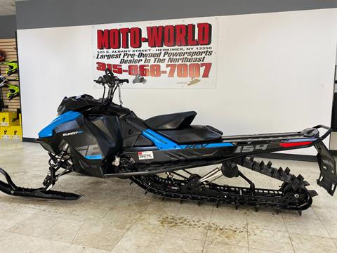 2019 Ski-Doo Summit SP 154 600R E-TEC SHOT PowderMax Light 2.5 w/ FlexEdge in Herkimer, New York - Photo 1