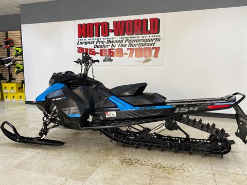 2019 Ski-Doo Summit SP 154 600R E-TEC SHOT PowderMax Light 2.5 w/ FlexEdge in Herkimer, New York - Photo 2