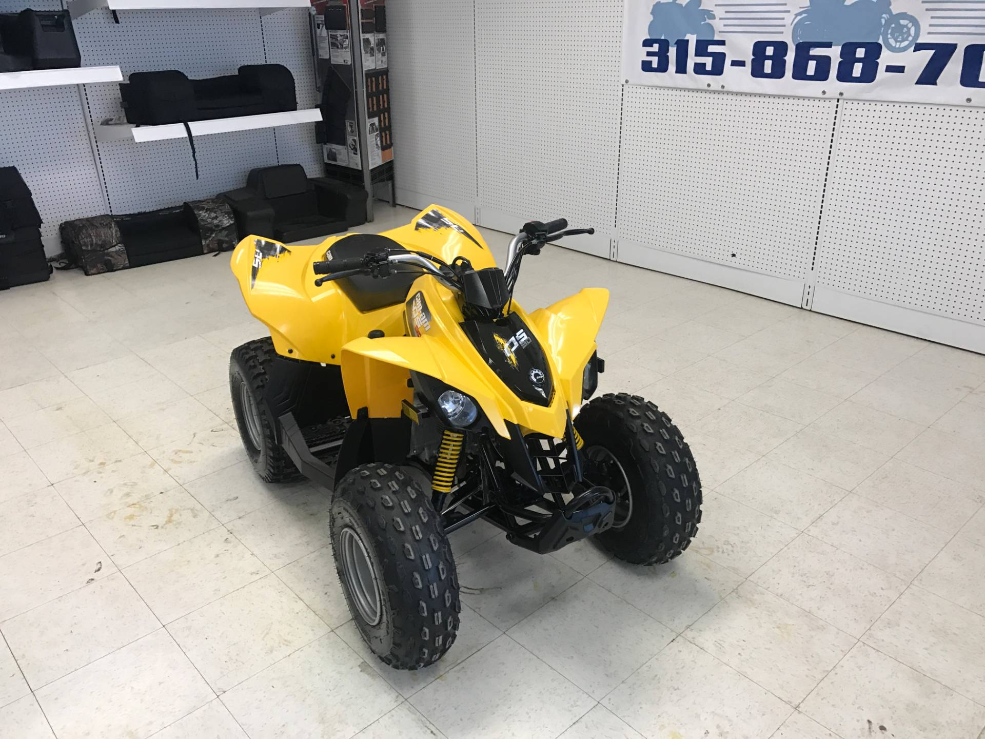 2015 Can-Am DS 90™ in Herkimer, New York