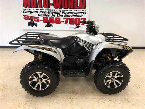 2017 Yamaha Grizzly EPS SE in Herkimer, New York