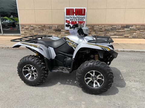 2017 Yamaha Grizzly EPS SE in Herkimer, New York - Photo 2