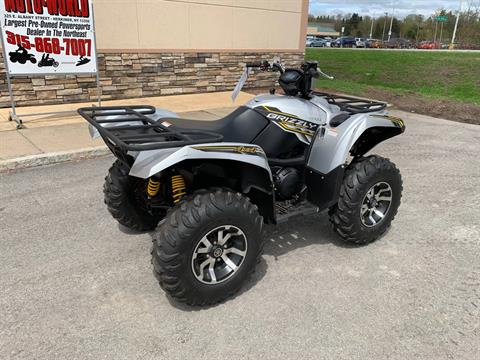 2017 Yamaha Grizzly EPS SE in Herkimer, New York - Photo 4