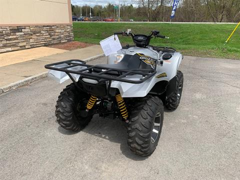 2017 Yamaha Grizzly EPS SE in Herkimer, New York - Photo 5