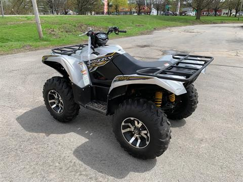 2017 Yamaha Grizzly EPS SE in Herkimer, New York - Photo 6