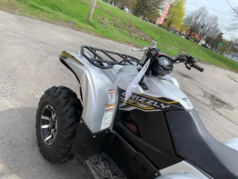 2017 Yamaha Grizzly EPS SE in Herkimer, New York - Photo 17