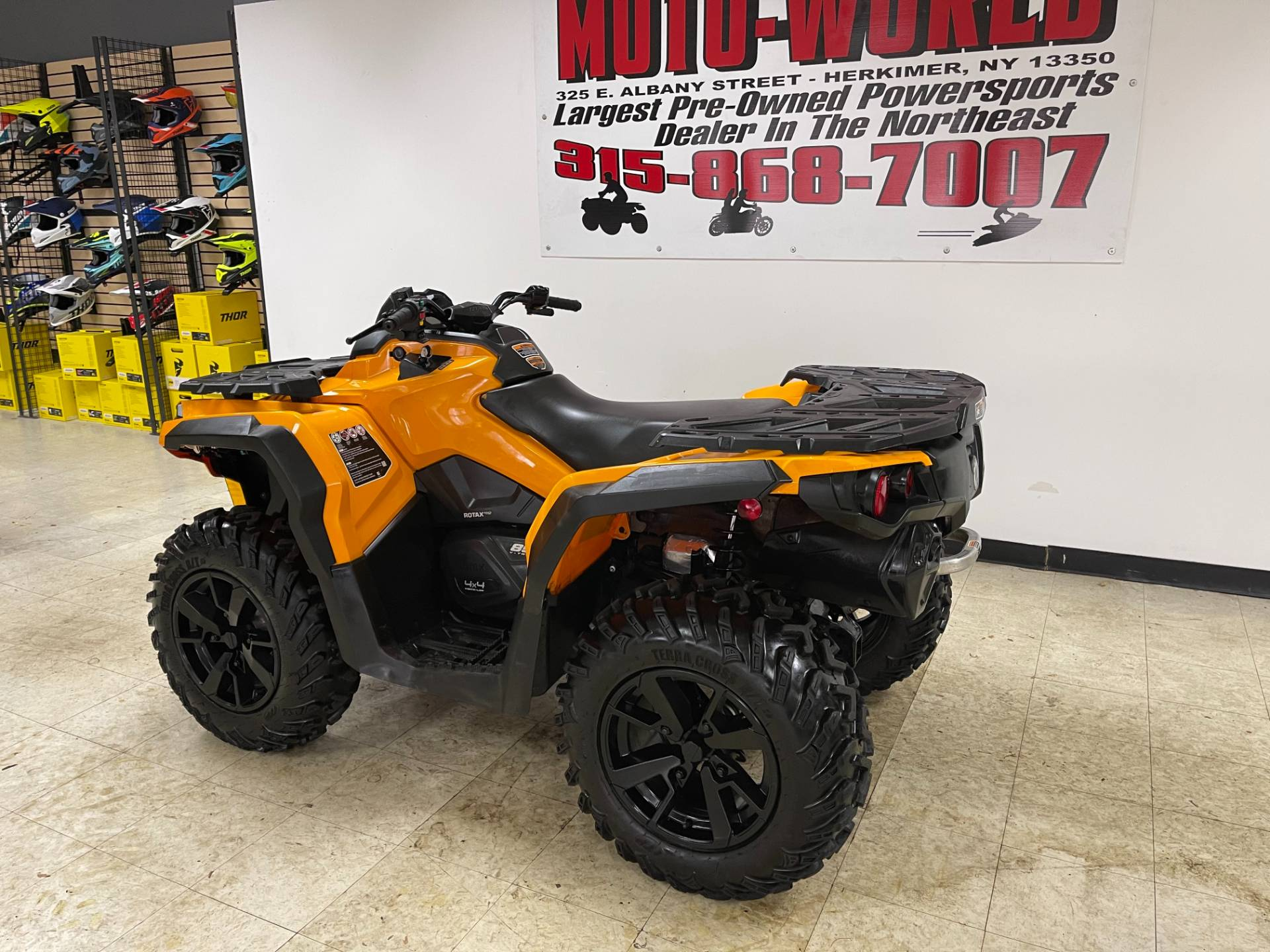2019 Can-Am Outlander DPS 850 in Herkimer, New York - Photo 2